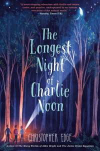 Cover of The Longest Night of Charlie Noon cover