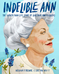 Book cover for Indelible Ann