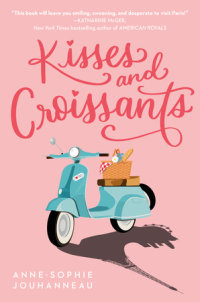 Cover of Kisses and Croissants cover
