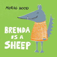 Cover of Brenda is a Sheep