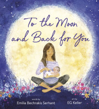 Book cover for To the Moon and Back for You