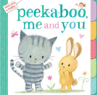 Book cover for Welcome, Baby: Peek-A-Boo, Me and You