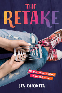 Cover of The Retake cover