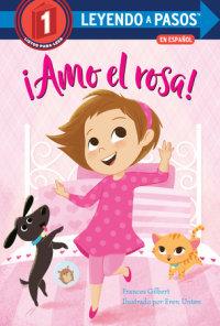 Book cover for ¡Amo el rosa!