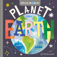 Book cover for Hello, World! Planet Earth