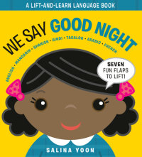 Book cover for We Say Good Night
