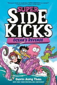 Cover of Super Sidekicks #2: Ocean\'s Revenge