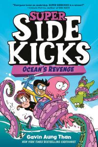 Cover of Super Sidekicks #2: Ocean\'s Revenge cover