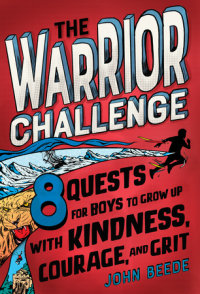 Cover of The Warrior Challenge cover