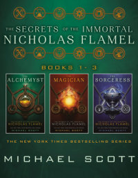 Book cover for The Secrets of the Immortal Nicholas Flamel (Books 1-3)