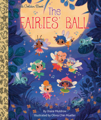 Book cover for The Fairies\' Ball