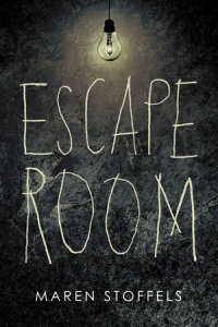 Cover of Escape Room cover