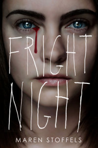 Cover of Fright Night cover