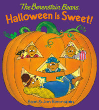 Book cover for Halloween is Sweet (The Berenstain Bears)