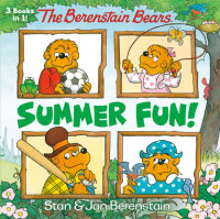 Book cover for The Berenstain Bears Summer Fun! (The Berenstain Bears)