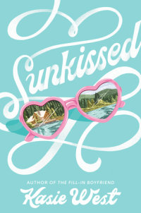 Cover of Sunkissed cover
