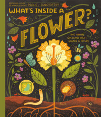 Book cover for What\'s Inside A Flower?