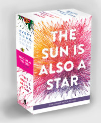 Book cover for Nicola Yoon 2-Copy TR Pbk Boxed Set