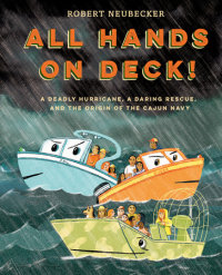 Cover of All Hands on Deck! cover