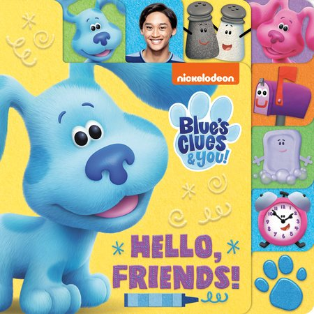Hello, Friends! (Blue's Clues & You)