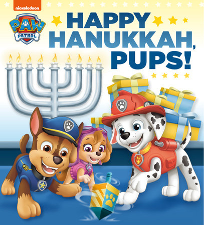 Happy Hanukkah, Pups! (PAW Patrol)