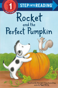 Cover of Rocket and the Perfect Pumpkin cover