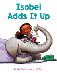 Book cover for Isobel Adds It Up