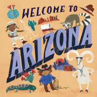 Book cover for Welcome to Arizona (Welcome To)