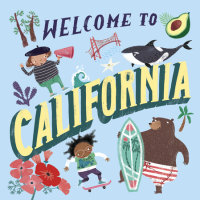 Book cover for Welcome to California (Welcome To)