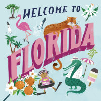 Book cover for Welcome to Florida (Welcome To)