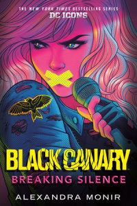 Book cover for Black Canary: Breaking Silence