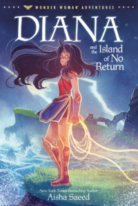 Book cover for Diana and the Island of No Return