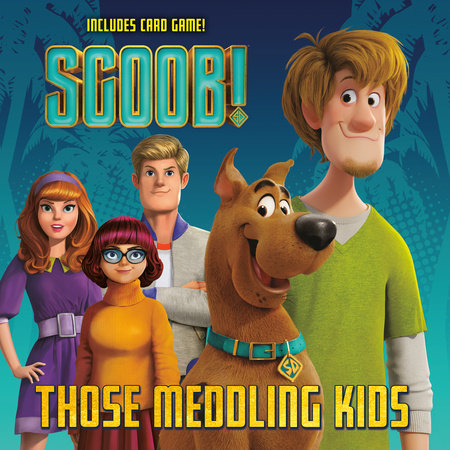 SCOOB! Those Meddling Kids (Scooby-Doo)