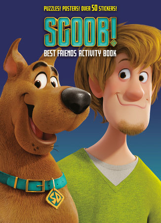 SCOOB! Best Friends Activity Book (Scooby-Doo)