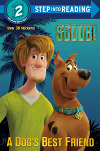 Book cover for SCOOB! A Dog\'s Best Friend (Scooby-Doo)
