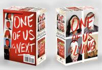 Book cover for Karen M. McManus 2-Book Box Set: One of Us Is Lying and One of Us Is Next