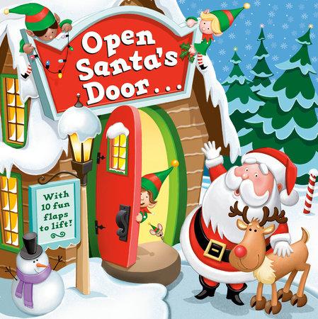 Open Santa's Door
