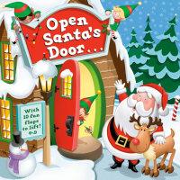 Book cover for Open Santa\'s Door