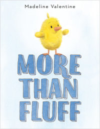 Book cover for More Than Fluff