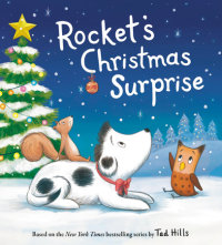 Cover of Rocket\'s Christmas Surprise