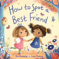 Book cover for How to Spot a Best Friend