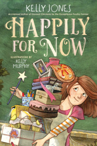 Book cover for Happily for Now