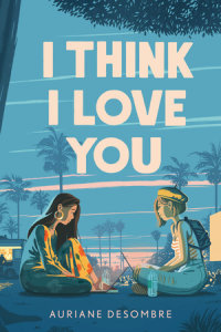 Cover of I Think I Love You cover