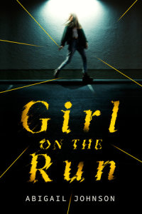 Book cover for Girl on the Run