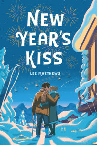 Book cover for New Year\'s Kiss