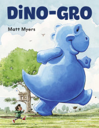 Book cover for Dino-Gro