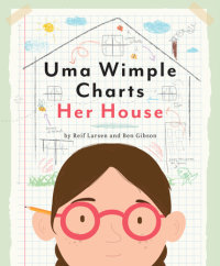 Cover of Uma Wimple Charts Her House cover