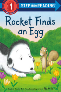 Cover of Rocket Finds an Egg cover