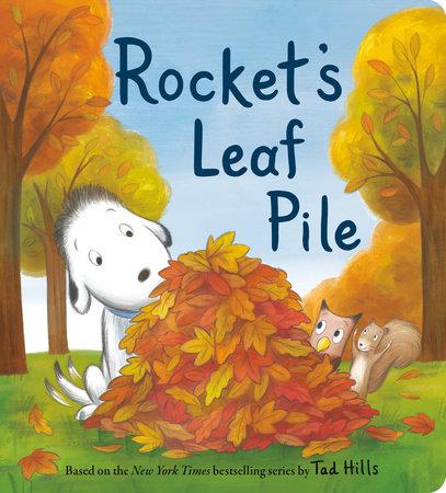 Rocket's Leaf Pile
