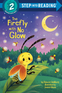 Book cover for The Firefly with No Glow